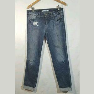 Joe's Chelsea Jeans Women's Size 28 Ripped Distres