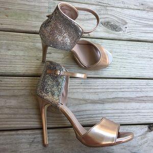 Shoemint Sparkly Heels