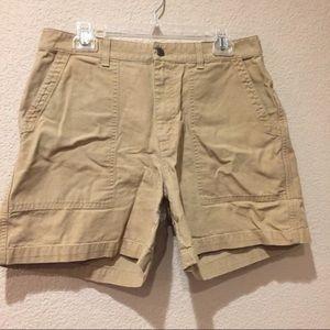 Patagonia organic cotton women's shorts
