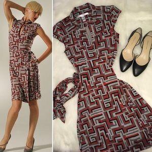 DVF Diane von Furstenberg Wrap Dress 'Griffith'