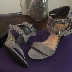 Sam Edelman Ankle Strap Sandal Size 6