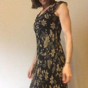 Lauren Ralph Lauren 100% silk dress, size 10