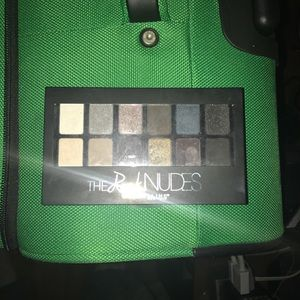 The Rock Nudes eyeshadow palette by Maybelline