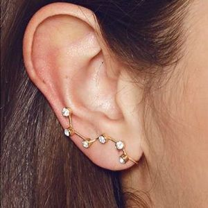 • Nasty Gal • Constellation Earrings/Cuffs
