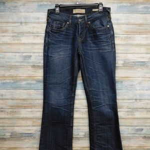 Guess 1981 Falcon Boot cut Button fly Jeans 30x32