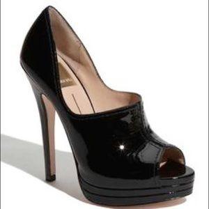 Dolce Vita  Patent Leather peep toe
