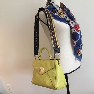 Kate Spade post street little nadine electric lime