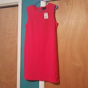 Beautifully simple sheath dress