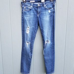 AG The legging jeans In 11 year Swapmeet