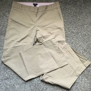 J.Crew City Fit Size 8 Trousers