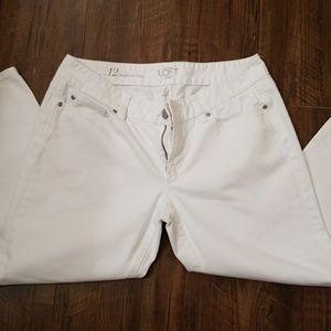 Loft Modern Crop pants