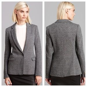 Theory Dancey Kenmore One Button Jacket