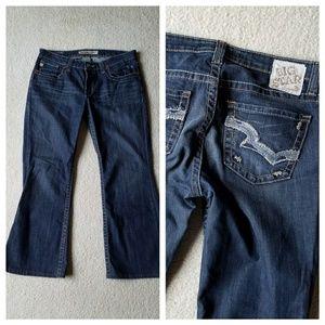 Big Star Short Maddie Jeans