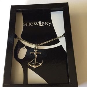 Shewlery Jewelry - Shewlery Anchor Bracelet