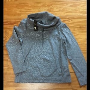 NWT Jones New York Sport Activewear Top