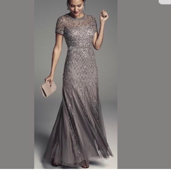 907ec396d1 Adrianna Papell Dresses   Skirts - SALE! 🎁 Sparkling Mother of the Bride  Dress!