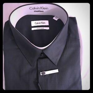 Calvin Klein Motion Fit dress shirt