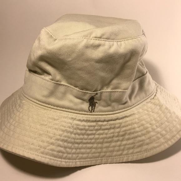 a96a83e9749 Vintage Ralph Lauren Bucket Hat. M 59e4b97678b31c10fa0bc2d8