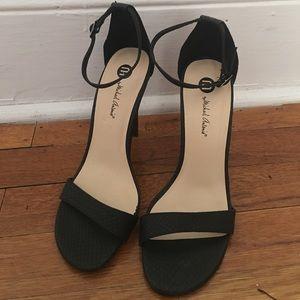 Michael Antonio Black heels size 7