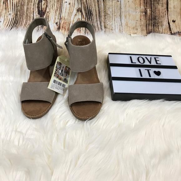 721d14ac430 TOMS Majorca cutout sandal