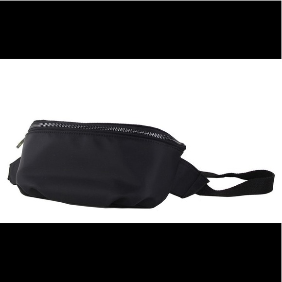 90f2ea347c7f Street Level nylon fanny pack NWT