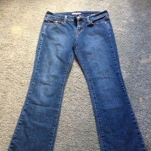 Size 6 Levi bootcut jeans