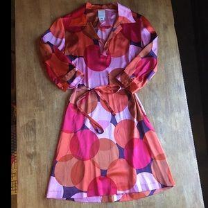 Boutique Silk Dress