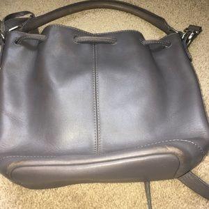 Madewell Mini Lafayette Bucket Bag