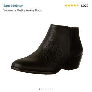 "Sam Edelman ""Petty"" Ankle Bootie"