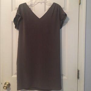 Cynthia Rowley silk dress.