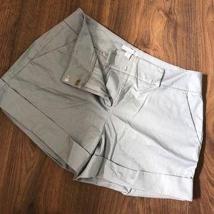 NY&Co gray size 10 shorts