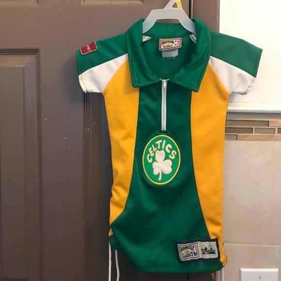 super popular fc818 07337 BOSTON CELTICS FANS! Custom made for a toddler