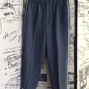J. Crew Gray Pants with Stripe down the side, Size