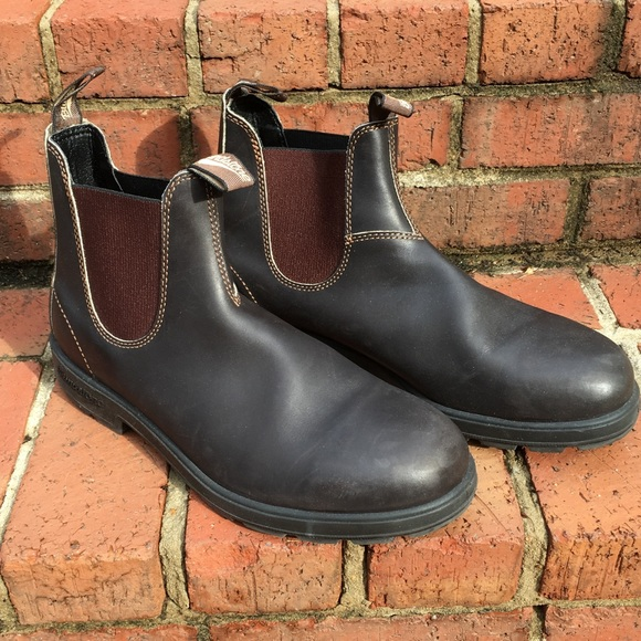 Blundstone 500 Stout Brown Boot