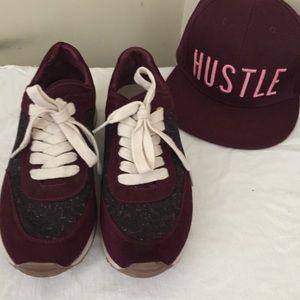 Zara sneakers.