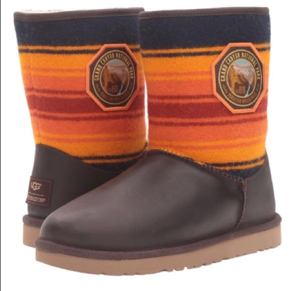 ugg grand canyon boots