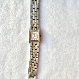 Fossil ES1267 F2 Watch Silver Band!