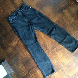 Vintage Wrangler High Waisted Tapered Leg Mom Jean
