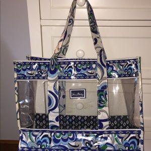 Vera Bradley Resort Tote Bag
