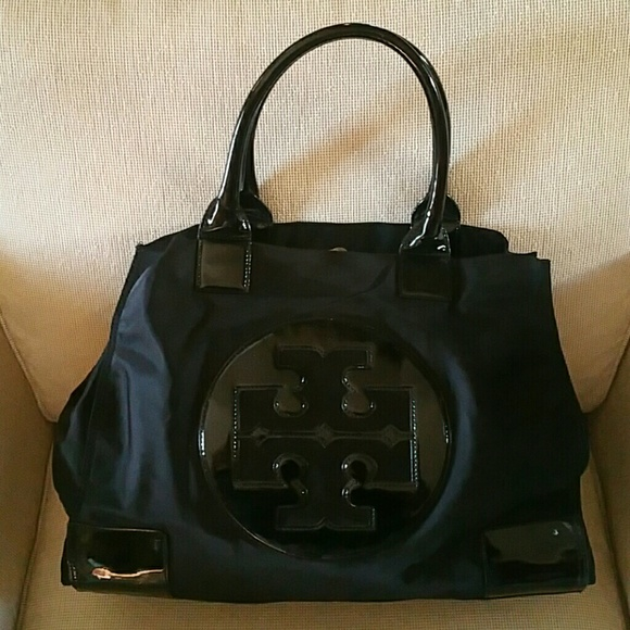 34517b387aa0 Tory Burch Ella Tote - Large size. M 59e4d8f941b4e0dcaf0c3a1a