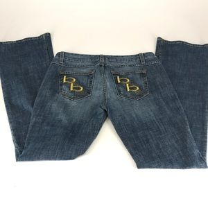 BeBe Boot Cut Jeans Size 31