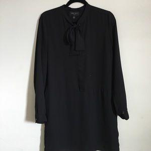 Romeo+Juliet Black Bow Dress