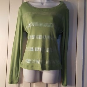 Great Long Sleeved Top.