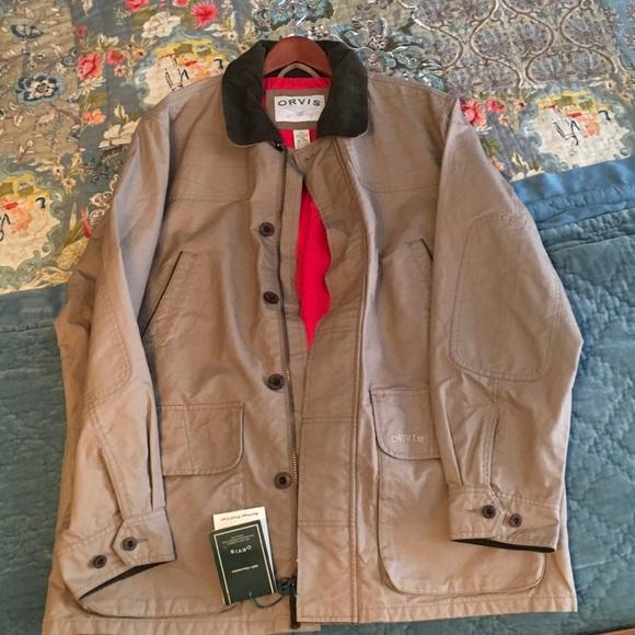 10190e51aa3ed Orvis Jackets & Coats | Mens Heritage Field Coat | Poshmark