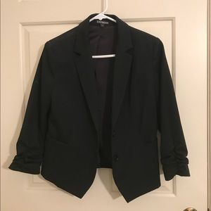 Express Black Women's Blazer