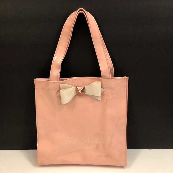dfe5309a52 Ted Baker London Bags | Small Plastic Tote | Poshmark