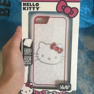 Brand new hello kitty phone case