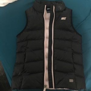 Black Nike Vest