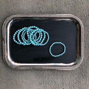 || F21 || Beaded & Rhinestone Bracelet Bundle