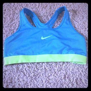 NWOT Nike sports bra